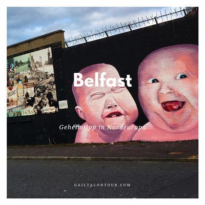 Belfast Gastbeitrag