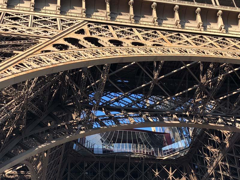 Eiffelturm Paris Sehenswürdigkeiten - Highlights, Tipps, Hotel & Restaurants in Paris