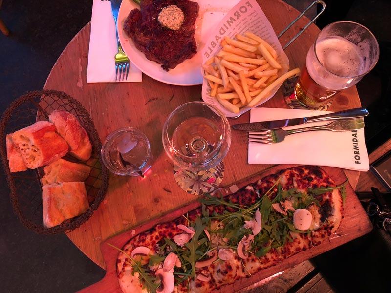 Formidable Restauranttipp Sehenswürdigkeiten Paris www.gindeslebens.com
