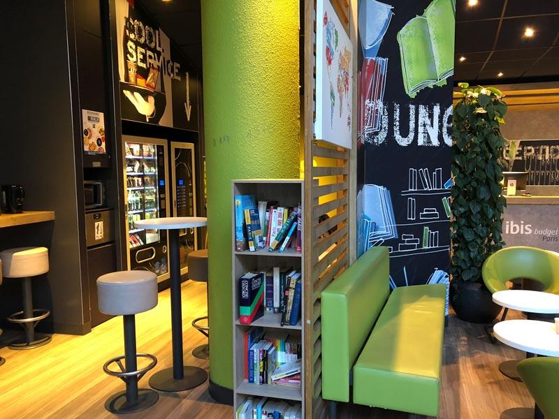 Hoteltipp Ibis Budget La Villette Paris – günstig übernachten in Paris – Paris Sehenswürdigkeiten, Highlights und Tipps www.gindeslebens.com