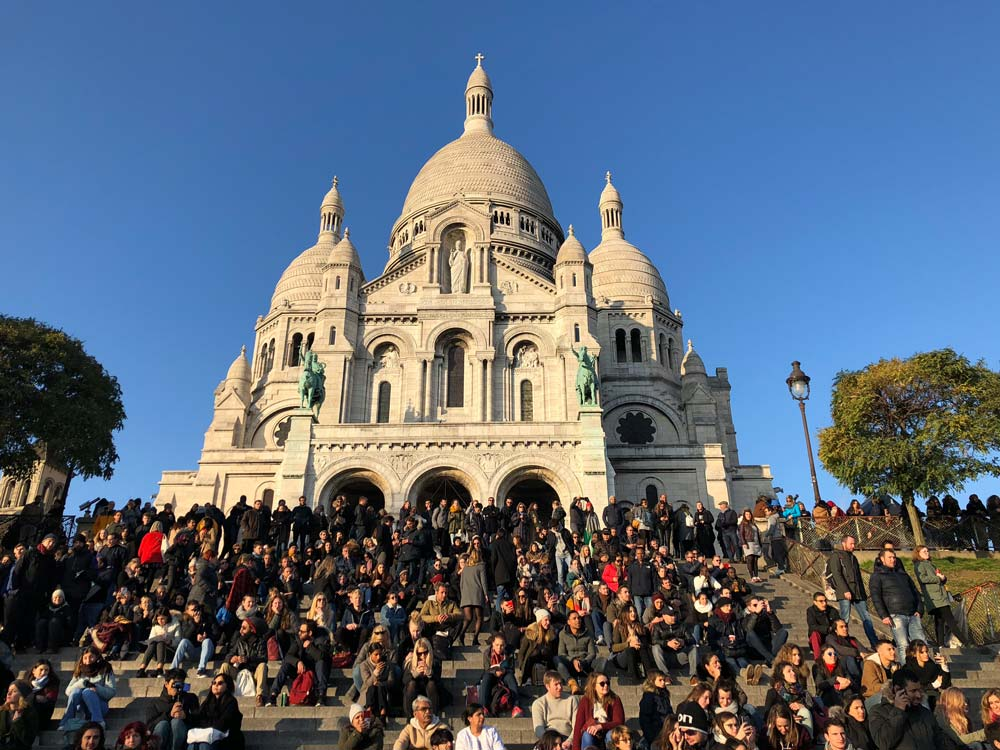 Sacré-Coeur Paris Sehenswürdigkeiten - Highlights, Tipps, Hotel & Restaurants in Paris