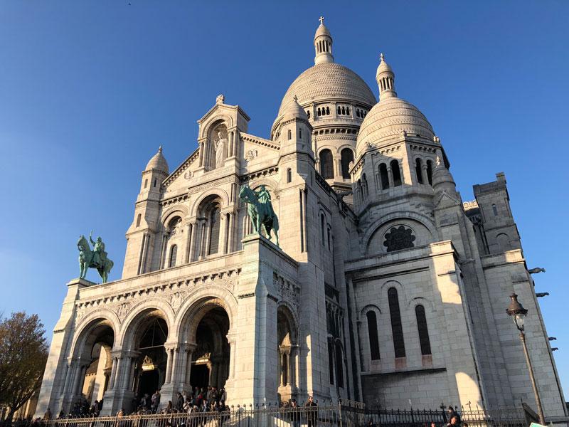Sacre Coeur Paris Sehenswürdigkeiten - Highlights, Tipps, Hotel & Restaurants in Paris