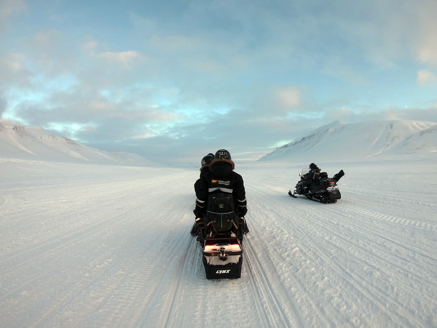 Spitzbergen Reise - Aktivitäten, Ausflüge und Touren in der Arktis im Winter