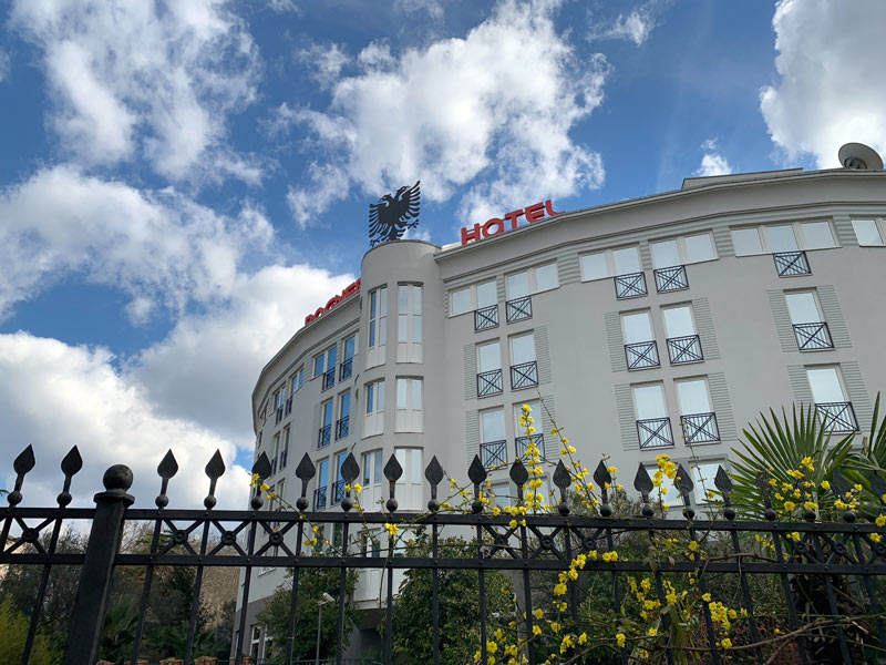 Rogner Hotel Tirana www.gindeslebens.com
