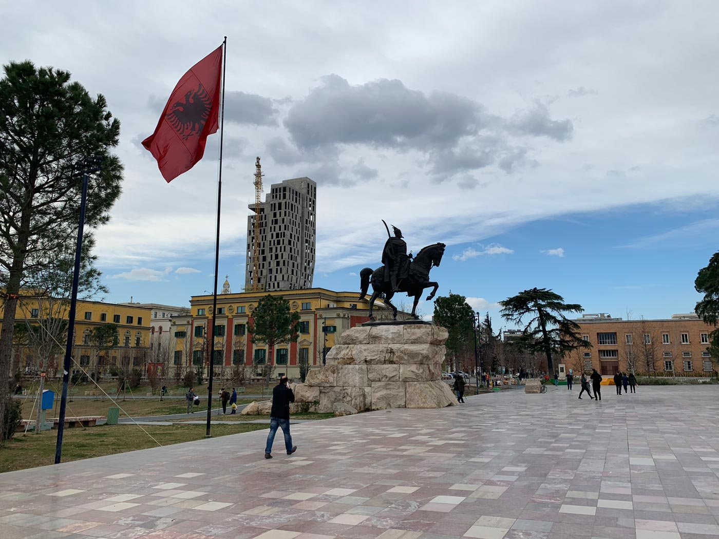 Geheimtipp Tirana Albanien - Sehenswertes für ein Wochenende