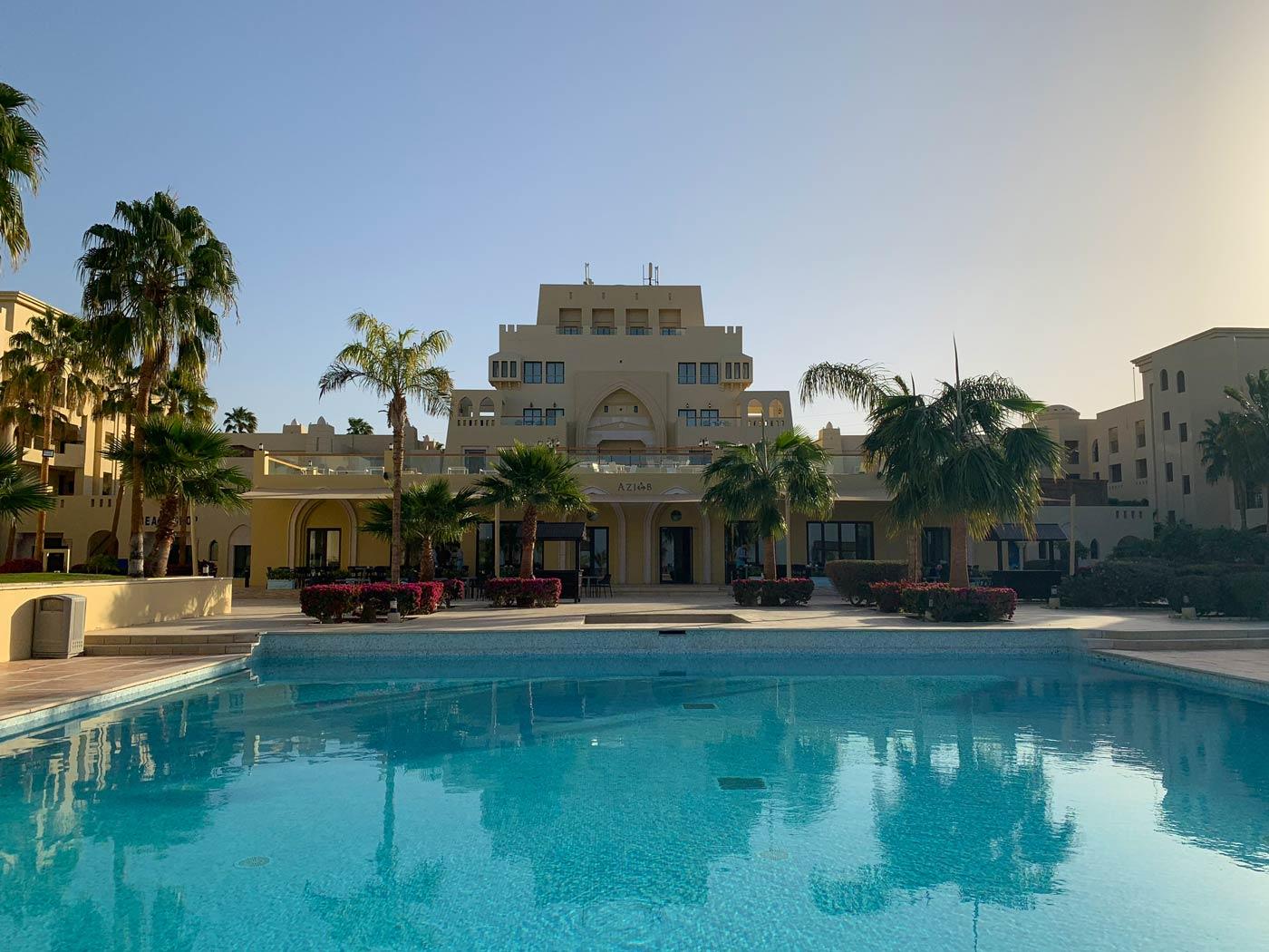 Jordanien Urlaub Hotel Tala Bay Resort Akaba