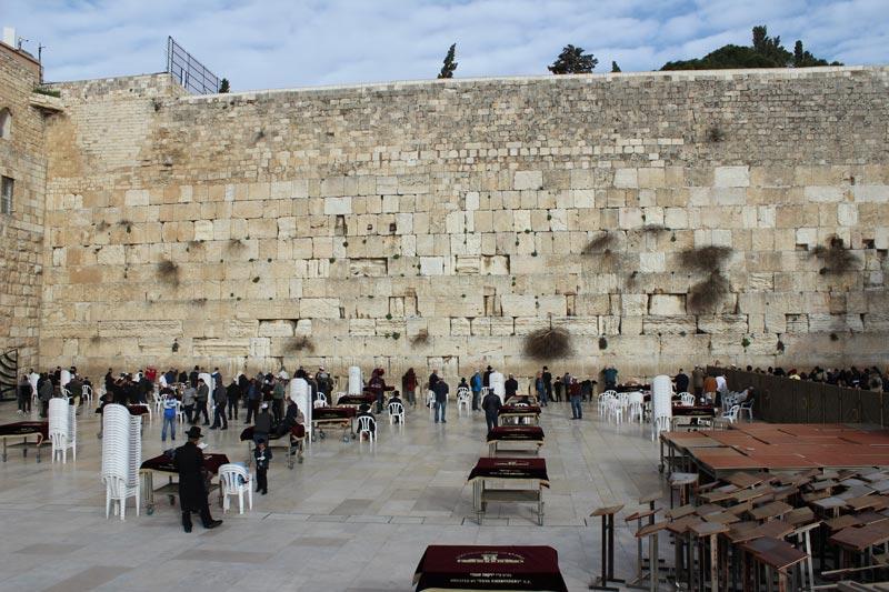 Klagemauer Jerusalem Israel an einem Tag - Sehenswürdigkeiten, Hotel, Highlights und Tipps www.gindeslebens.com