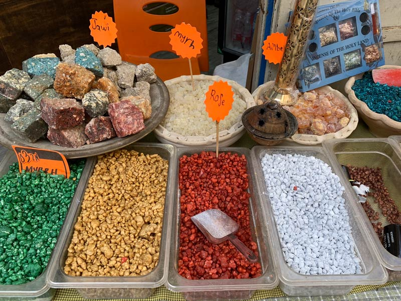 Markt Damaskus Gate Sehenswürdigkeiten Jerusalem Israel www.gindeslebens.com