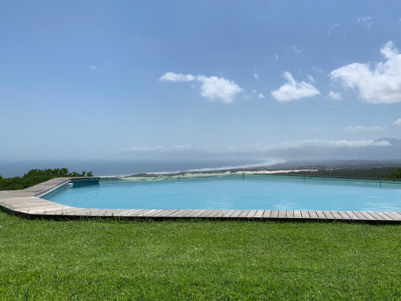 Pool Grootbos Privat Nature Reserve Sing meinen Song 2019 www.gindeslebens.com