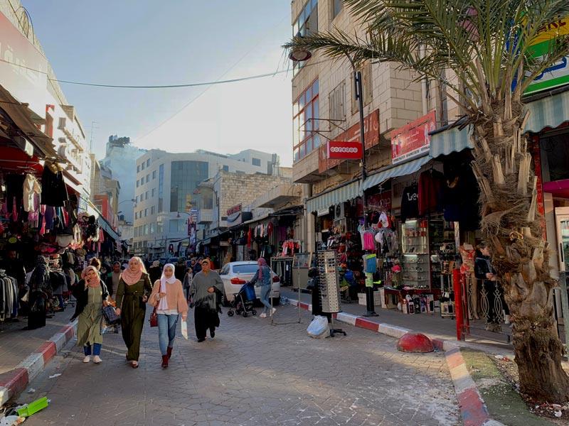 Ramallah Palästina - Sehenswürdigkeiten www.gindeslebens.com