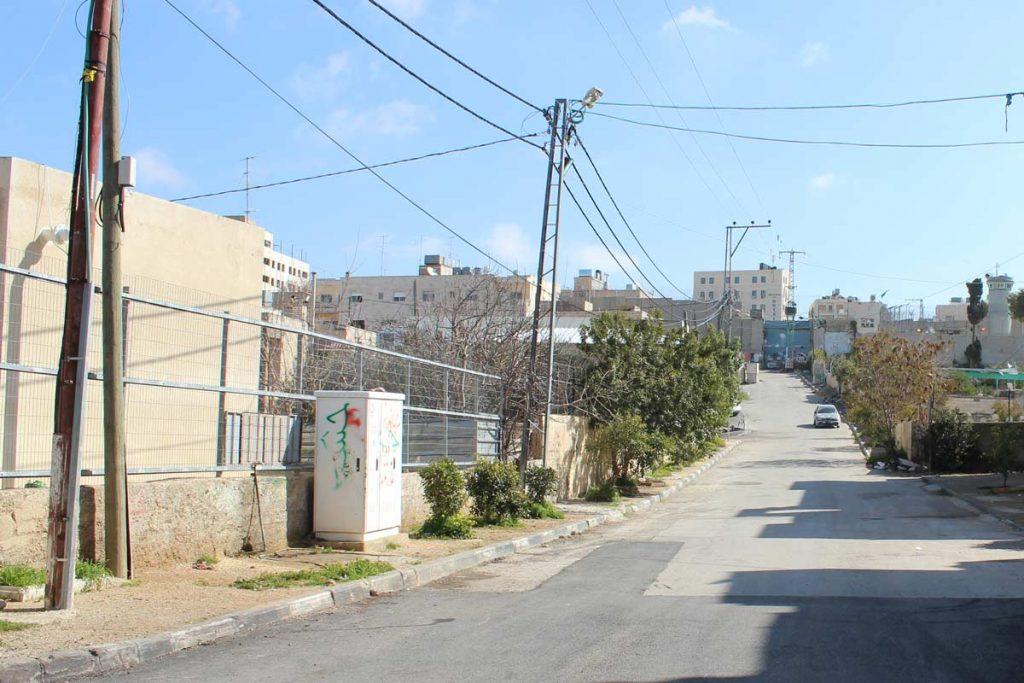 Separation Wall Flüchtlingscamp Bethlehem Palästina www.gindeslebens.com