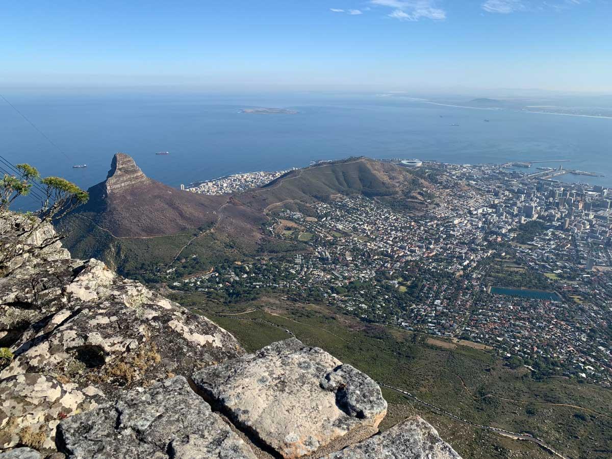Tafelberg Kapstadt und Tafelberg Nationalpark – Informationen und Tipps