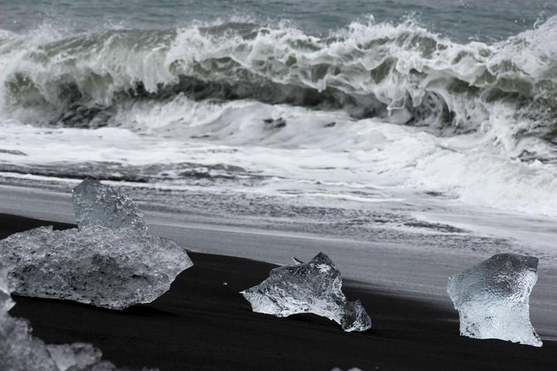 Diamond Beach Mietwagen Rundreise Island www.gindeslebens.com