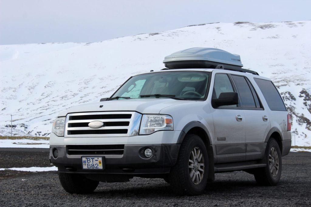 Mietwagen für eine Island Rundreise www.gindeslebens.com