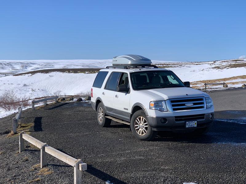 Island Mietwagen - dar perfekte Mietwagen für eine Island Rundreise www.gindeslebens.com