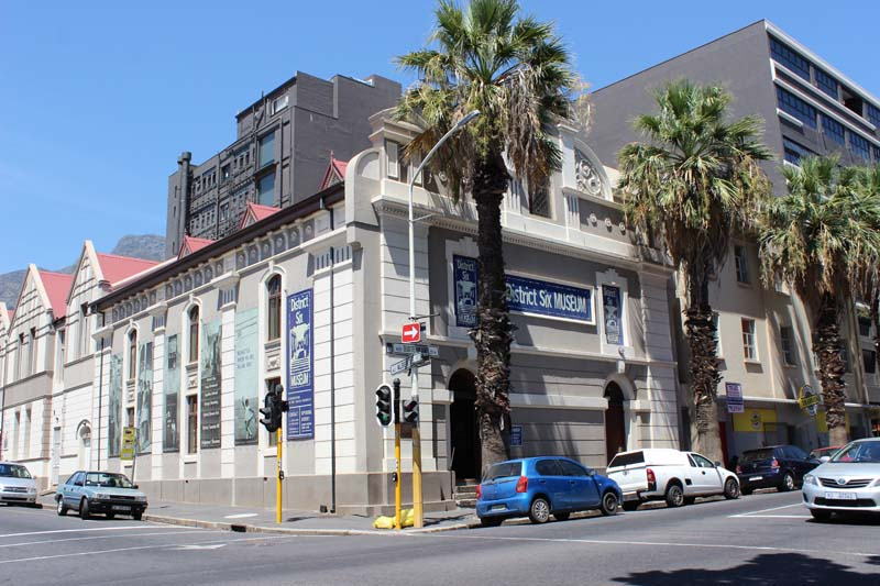 District Six Museum Kapstadt Sehenswürdigkeiten
