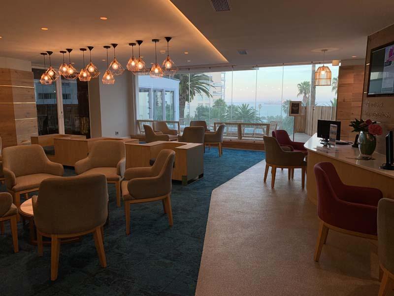 Lobby President Hotel Kapstadt