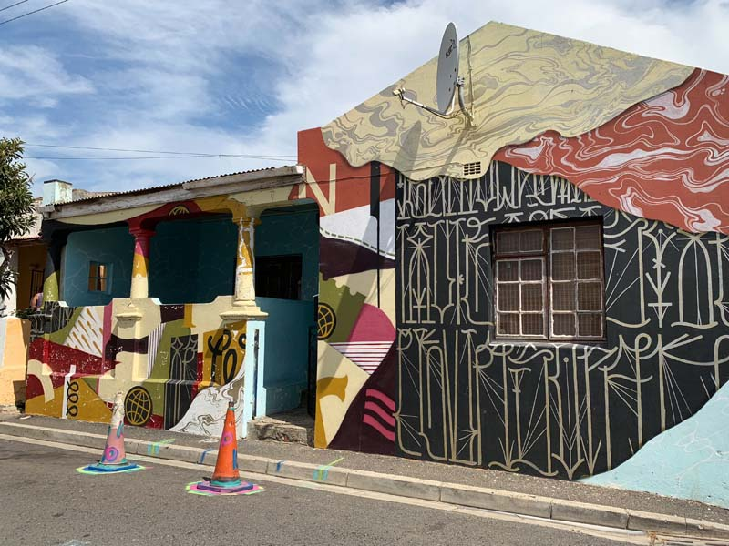 Murals Kapstadt