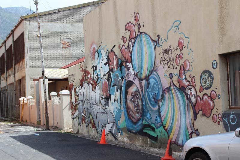 Streetart Südafrika
