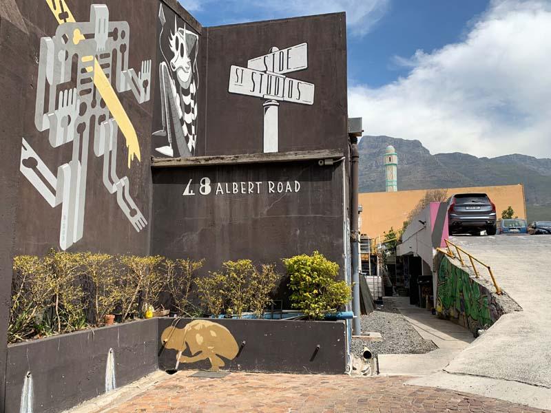 Streetart Tour Kapstadt