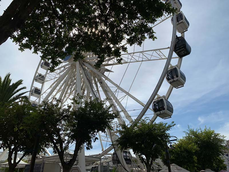 Cape Wheel Riesenrad V&A Waterfront