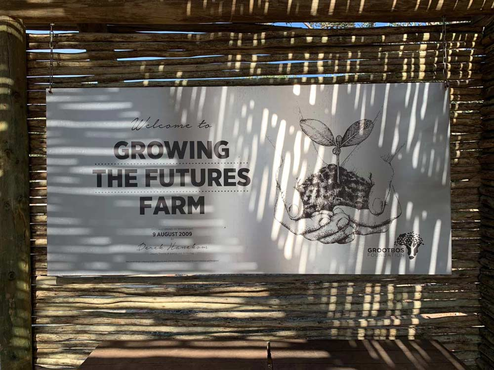 Grootbos Growing the Futures Farm