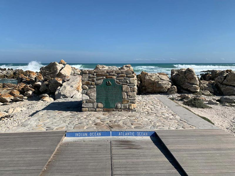 Kap Agulhas Südafrika