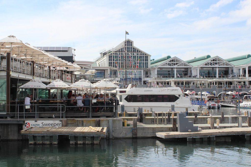 V&A Waterfront Kapstadt Sehenswürdigkeiten
