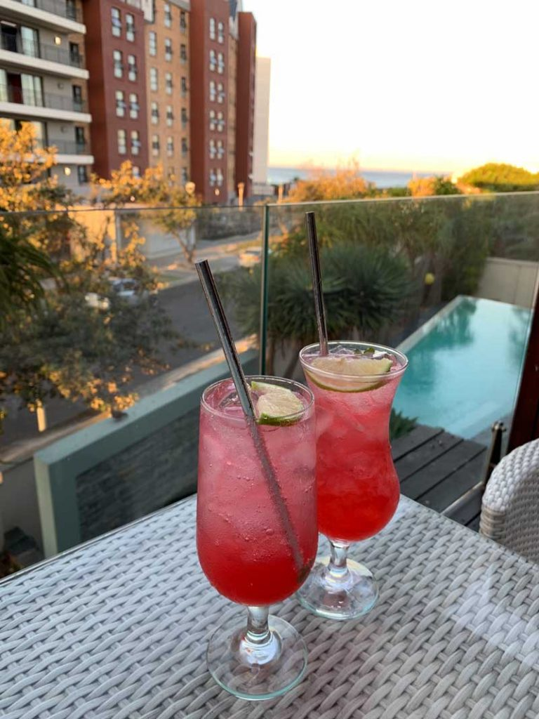 Gin Cocktails Isango Gate Port Elizabeth