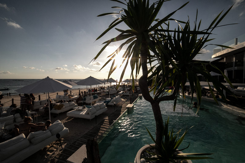 Ibiza in Bali Beachclub Jamahal Private Resort and Spa