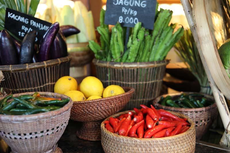 Buffet Pasar Senggol Bali Nachtmarkt