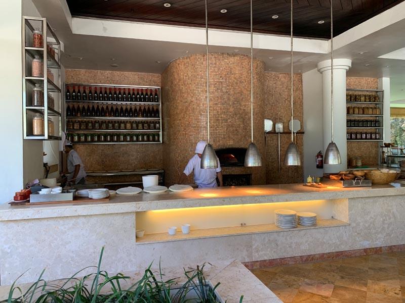 Salsa Verde Restaurant Grand Hyatt Bali