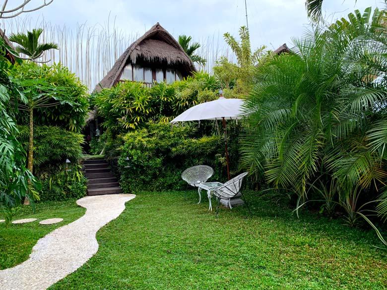 Lumbung Sandat Glamping Tents Ubud Bali