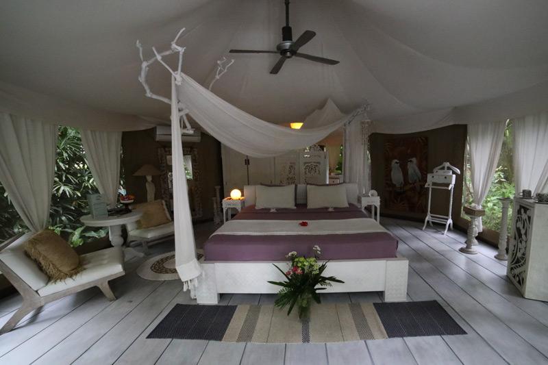 Sandat Glamping Tents Ubud Bali