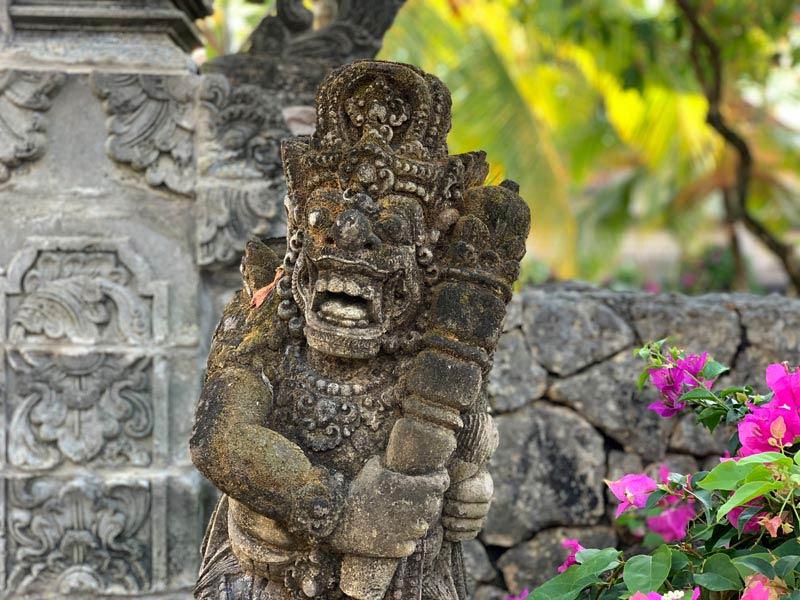 Tempel Grand Hyatt Bali