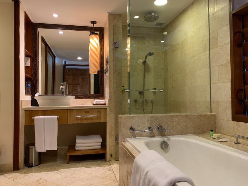 Zimmer Grand Hyatt Bali Nusa Dua