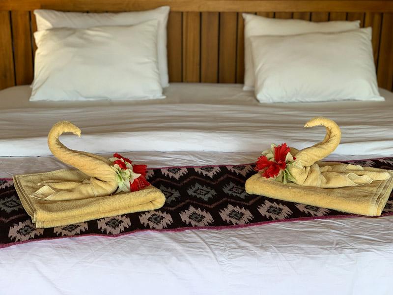 Deluxe Hillside Cottages Murex Dive Resort Bangka Sulawesi Indonesien