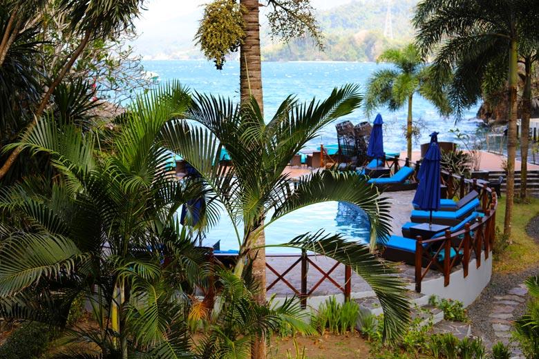 Pool Lembeh Resort Sulawesi
