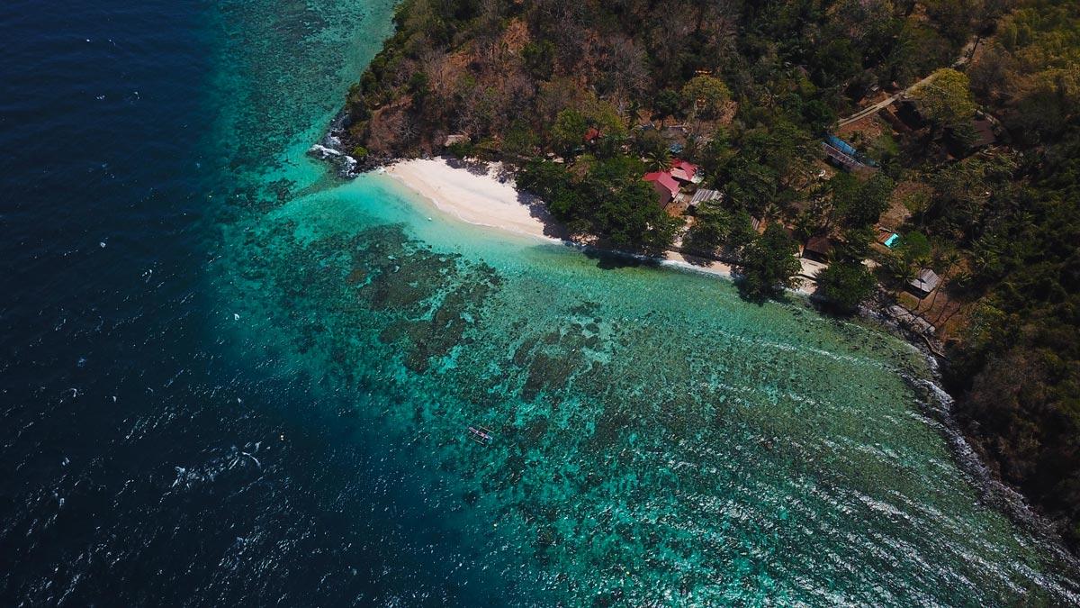 Murex Dive Resort Bangka - Tauchresort im Norden von Sulawesi
