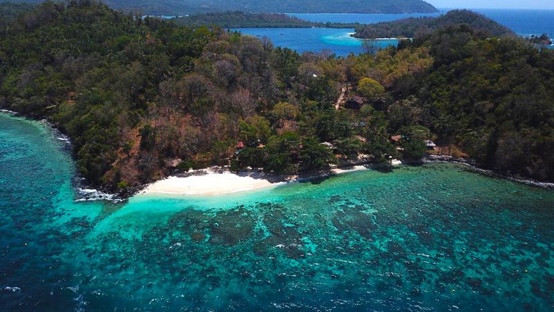 Murex Dive Resort Bangka Sulawesi Indonesien