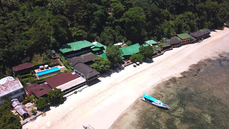 Bastianos Dive Resort Bunaken Tauchen Sulawesi Indonesien