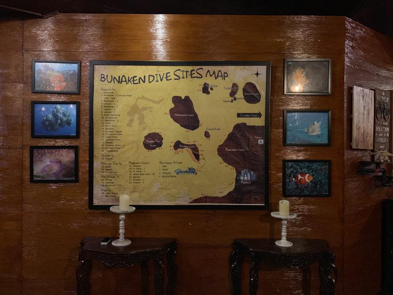 Tauchplätze Bunaken Tauchen in Sulawesi Indonesien