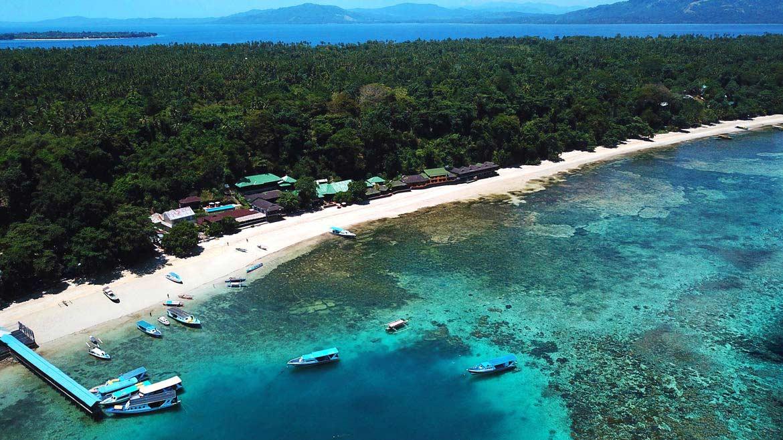 Bastianos Dive Resort Bunaken Tauchresort im Norden von Sulawesi