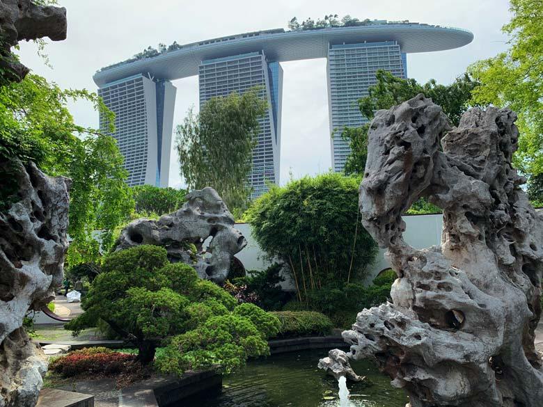 Gardens by the Bay Singapur Sehenswürdigkeiten