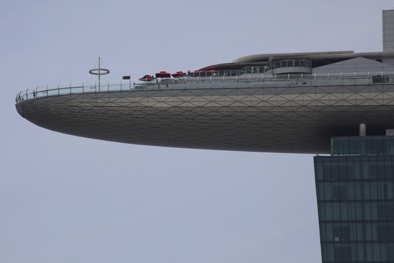 Marina Bay Sands Singapur Sehenswürdigkeiten
