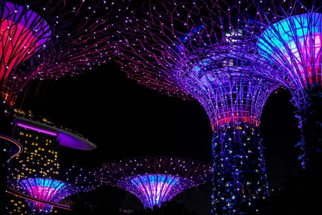 Singapur Sehenswürdigkeiten, Highlights und Tipps für 3 Tage