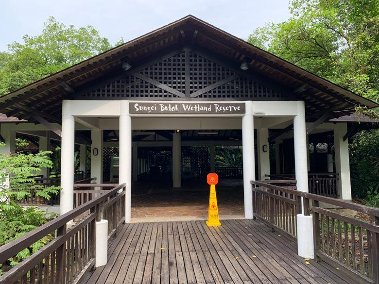 Singapur Sungei Buloh Wetland Reserve