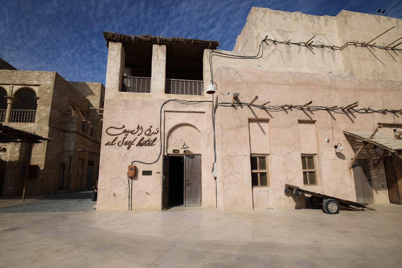 Al Seef Heritage Hotel Dubai – Hoteltipp für Dubai