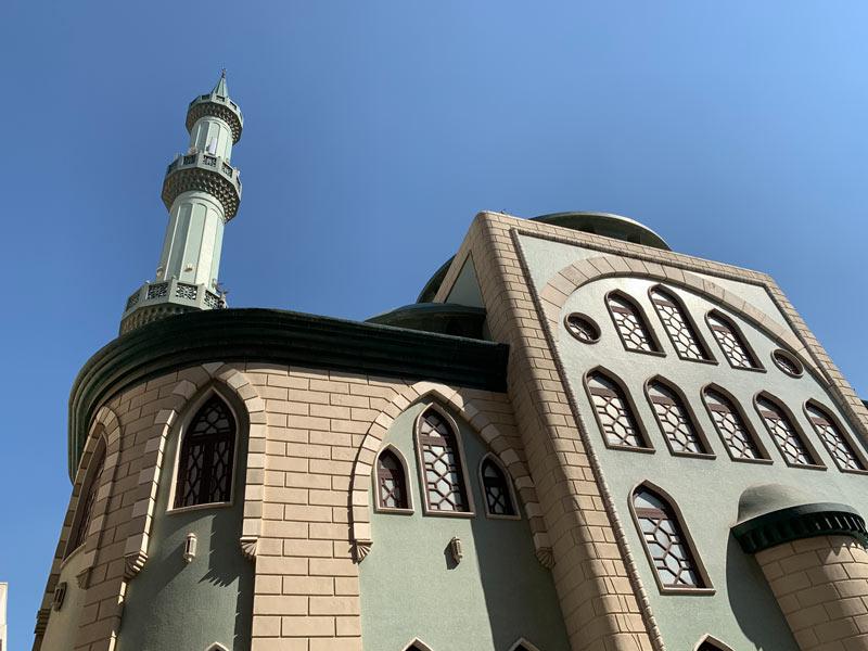 Dubai Sehenswürdigkeiten Moschee