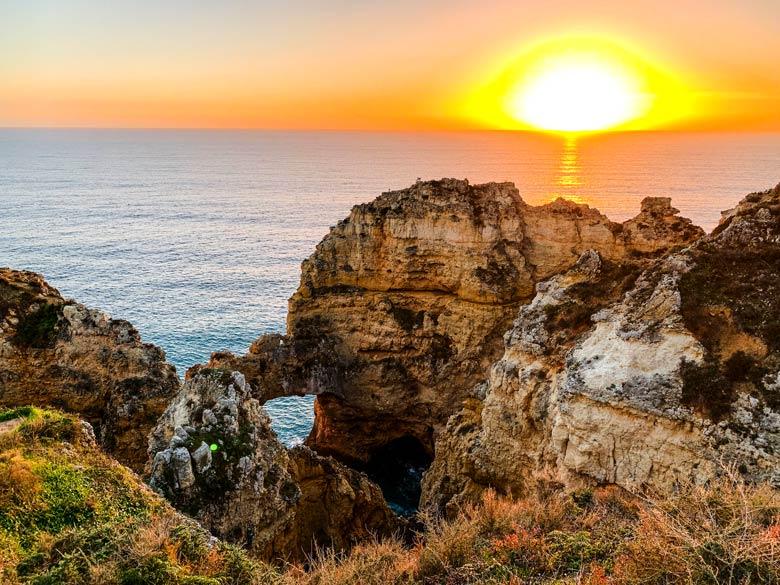 Farol da Ponta da Piedade Algarve Portugal